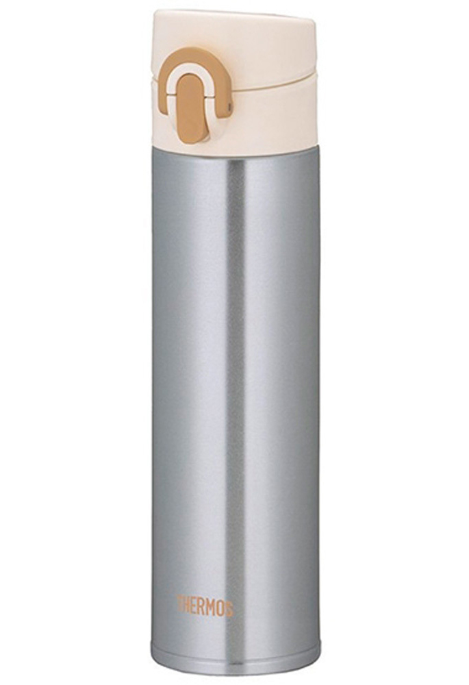 Термос Thermos JNI400-SL суперлегкий, (0,4 литра), серебристый