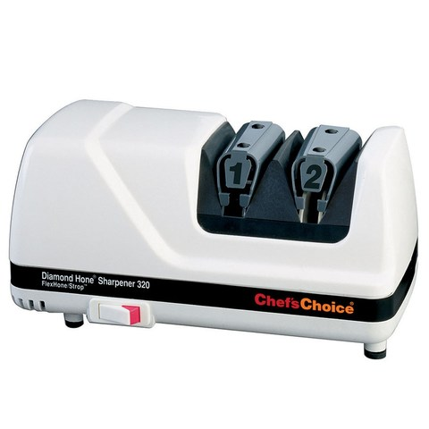 Электрический станок для заточки ножей Chefs Choice модель CH/320W