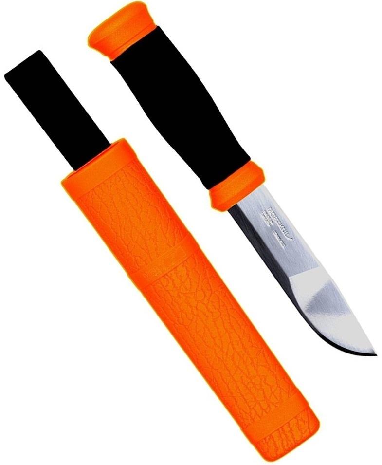 Нож Morakniv 2000 Orange