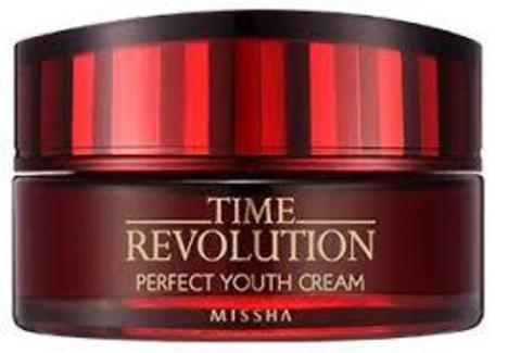 Missha Time Revolution Perfect Youth Cream