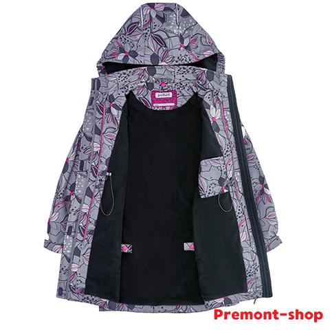 Плащ Premont с флисовым подкладом Лилия Флер-де-Лис