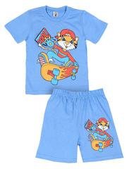 Dl1173-18 комплект детский, голубой