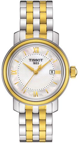 Купить Женские часы Tissot Bridgeport T097.010.22.118.00 по доступной цене