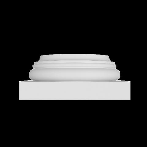 База (полуколонна) Европласт из полиуретана 4.17.001, интернет магазин Волео