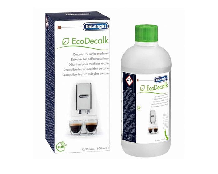 Жидкость для эко-декальцинации кофемашин DeLonghi EcoDecalk, 500 мл