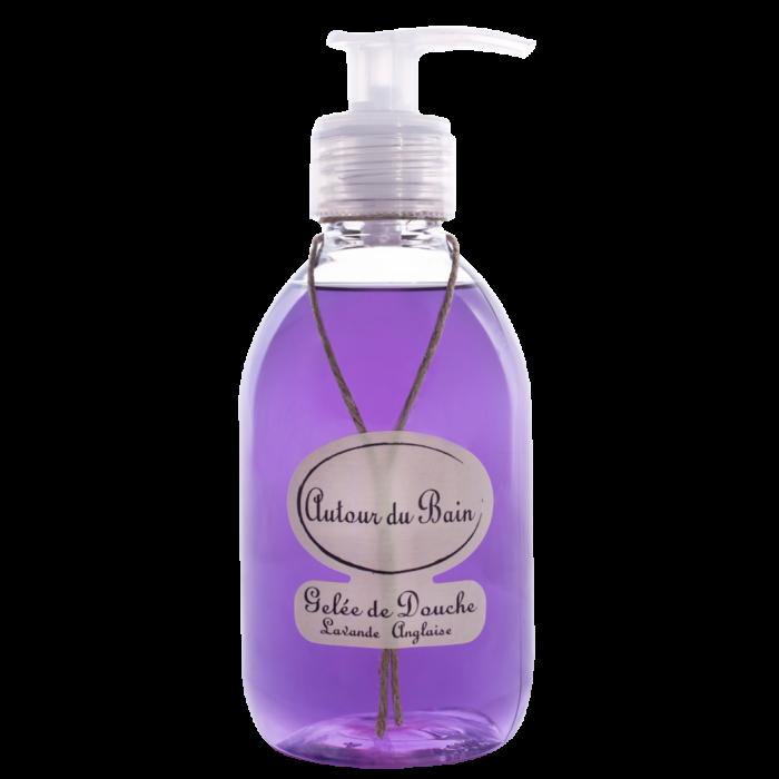 Autour Du Bain Гель для ванны и душа • English Lavender/Английская Лаванда • 250 мл (Гели и масла для ванны и душа)
