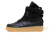 Кроссовки Мужские Nike SF Air Force Black Beige