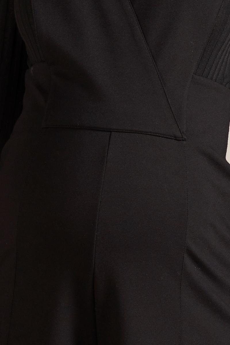 Комбинезон для беременных 09806 черный