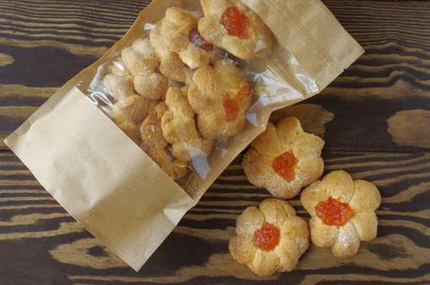 Печень «Курабье»