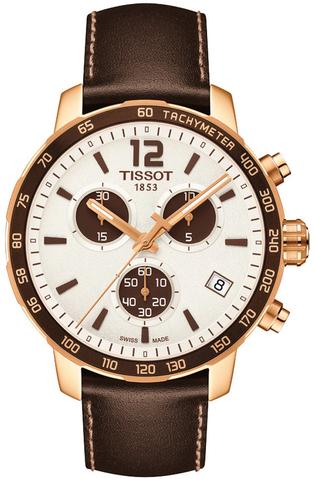Купить Наручные часы Tissot T-Sport Quickster T095.417.36.037.01 по доступной цене