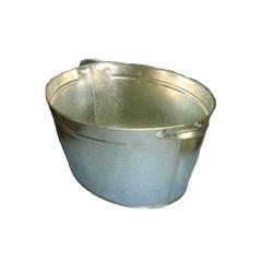 Ванна 40 л оцинкованная хозяйственная
