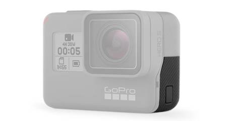 Сменная крышка Replacement Side Door для GoPro HERO5 Black (AAIOD-001) на камере