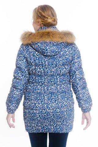Куртка 04916 бирюза