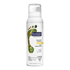 Footlogix Cold Feet Formula - Мусс охлаждающий легкий для ног