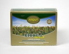 Чай Алфит № 1 иммуномоделирующицй 60 бр. (Гален)