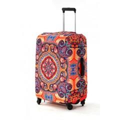 чехол для чемодана экстрапрочный «шанти»