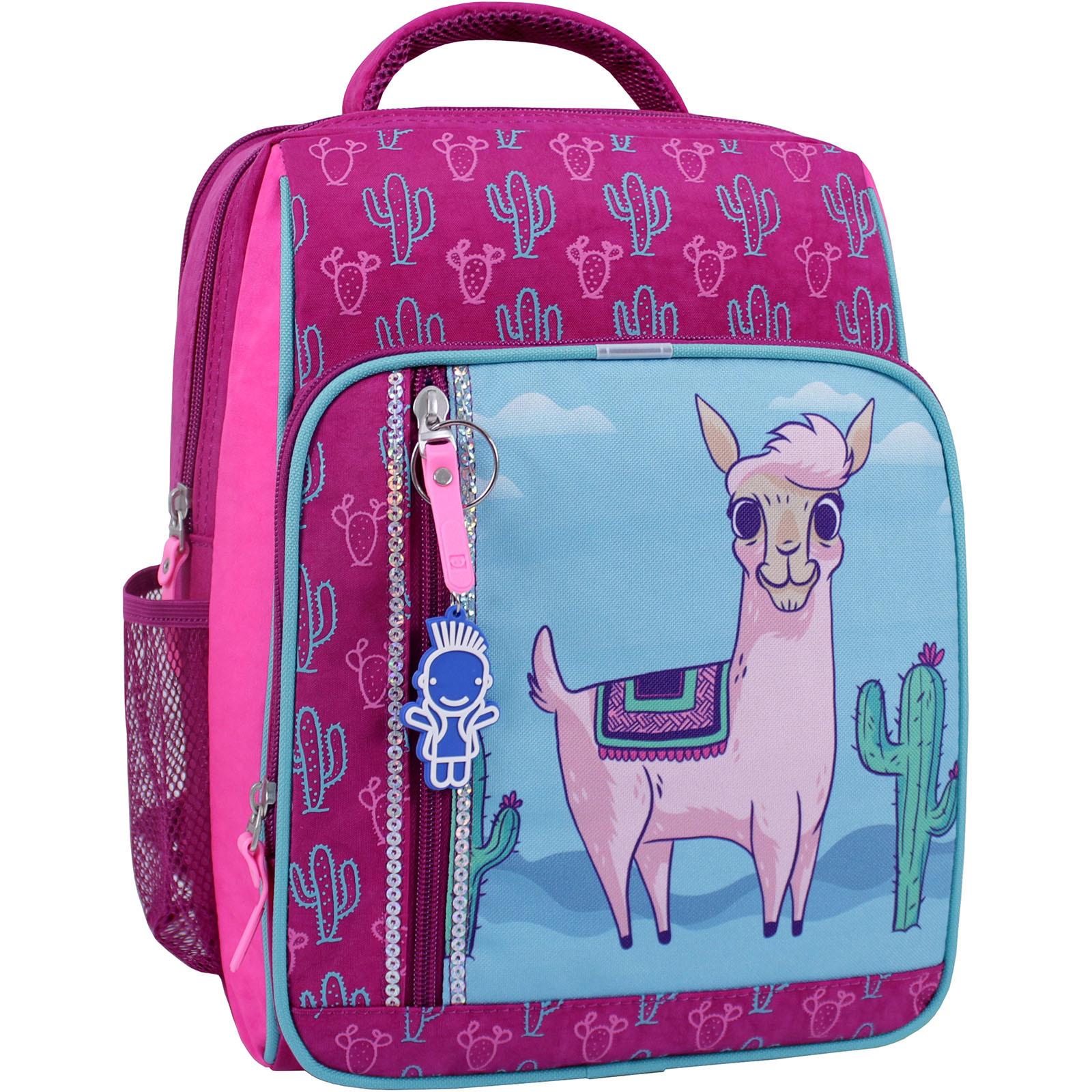 Школьные рюкзаки Рюкзак школьный Bagland Школьник 8 л. малиновый 617 (0012870) IMG_1053_суб.617_.JPG