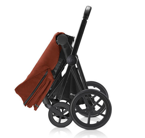 Коляска 3 в 1 Cybex Priam III Jeremy Scott Wings