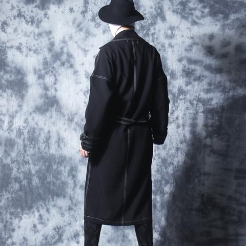 Trench coat «CUTIGERN»