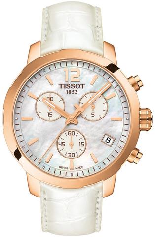 Купить Женские часы Tissot T-Sport Quickster T095.417.36.117.00 по доступной цене