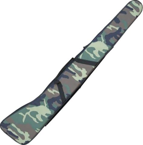 Чехол ружейный №1 139см поролон камуфляж