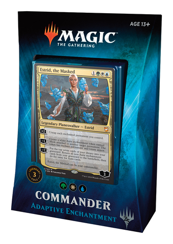 Commander 2018: Adaptive Enchantments (английский)
