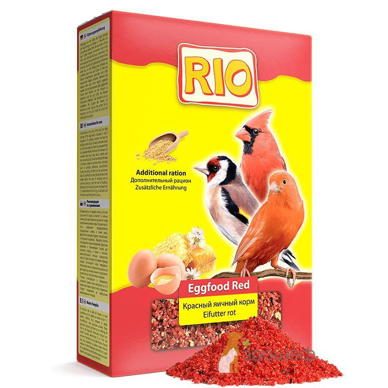 Новинки Красный яичный корм для птиц, Rio красный.jpg