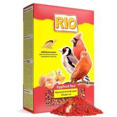 Красный яичный корм для птиц, Rio