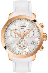 Женские часы Tissot T-Sport Quickster T095.417.37.117.00