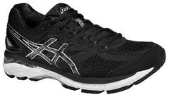 Мужские кроссовки для бега Asics GT-2000 4 (T606N 9099) черные