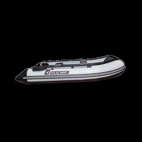 Лодка Polar Bird 340M (Merlin)(«Кречет») (ТРАНЕЦ ИЗ ФАНЕРЫ, ПАЙОЛЫ ИЗ СТЕКЛОКОМПОЗИТА)