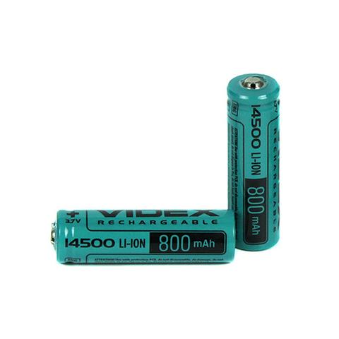 Аккумуляторы 14500 Videx 800mAh (Li-ion)