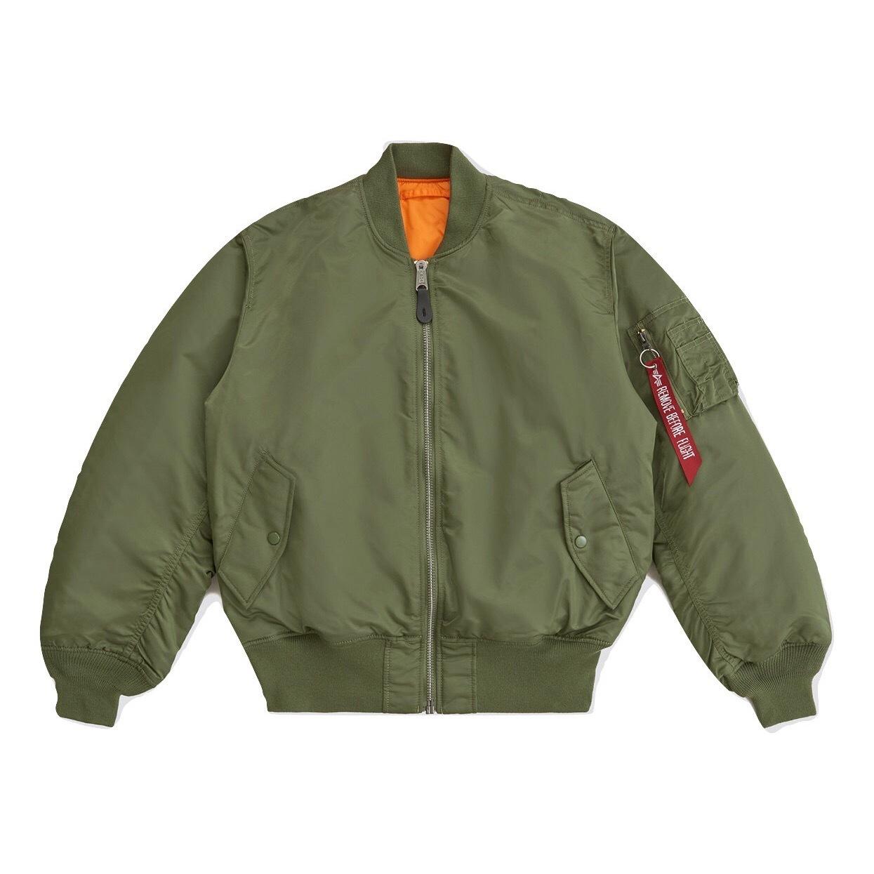 Куртка бомбер Alpha Industries MA-1 Sage Green