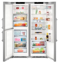 Холодильник Liebherr Premium BioFresh NoFrost SBSes 8473-20 001 фото