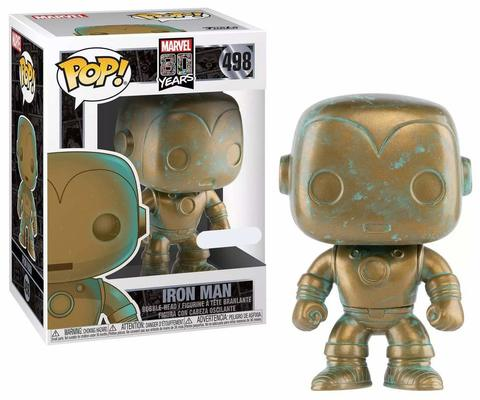 Marvel 80th Iron Man Funko Pop! Vinyl Figure || Железный Человек