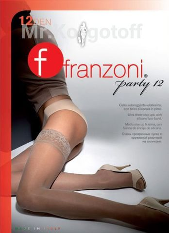Чулки Franzoni Party 12