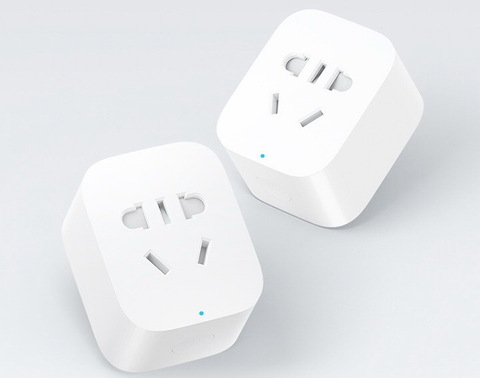 Умная Розетка Xiaomi Mi Smart Socket (Wi-Fi)