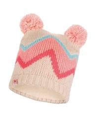 Вязаная шапка с флисовой подкладкой детская Buff Hat Knitted Polar Arild Multi