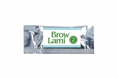 Состав для ламинирования бровей Brow Lami №2