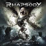 Turilli, Lione Rhapsody / Zero Gravity (Rebirth And Evolution) (RU)(CD)