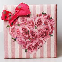 Коробка подарочная средняя, 603232-2