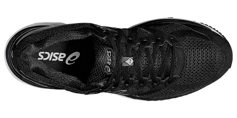 Мужские беговые кроссовки Asics GT-2000 4 (T606N 9099) черные