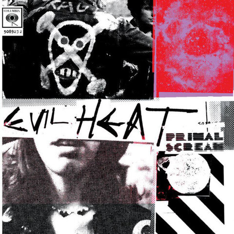 Primal Scream / Evil Heat (2LP)
