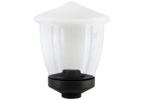 Светильник НТУ 05-100-411 Ливерпуль IP54 (прозр. ПММА, основание 145, Е27) TDM