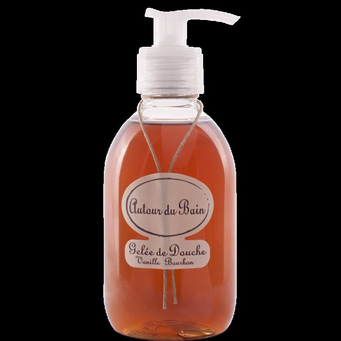 Autour Du Bain Гель для ванны и душа • Bourbon Vanilla/Ванильный Бурбон • 250 мл (Гели и масла для ванны и душа)