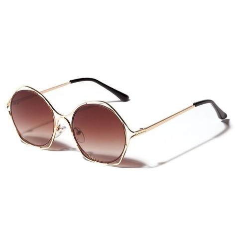 Солнцезащитные очки 1155001s Коричневый - фото