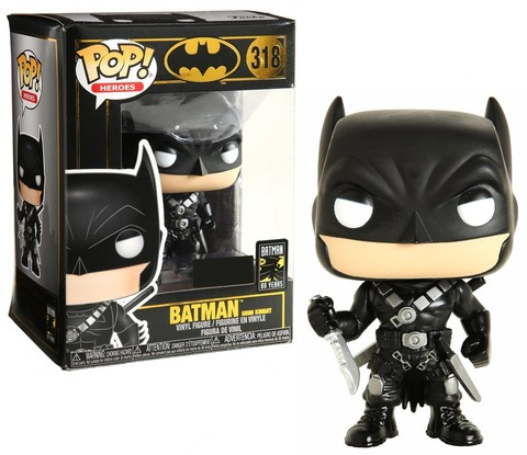 Batman Grim Knight Funko Pop! || Мрачный Рыцарь