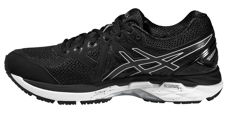 Мужские беговые кроссовки Asics GT-2000 4 (T606N 9099) черные фото