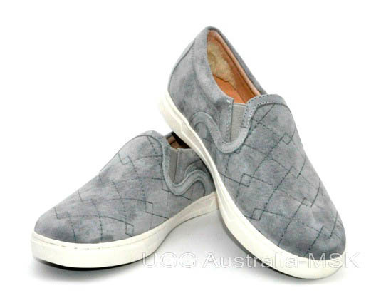 UGG Women's Fierce Deco Quilt Grey