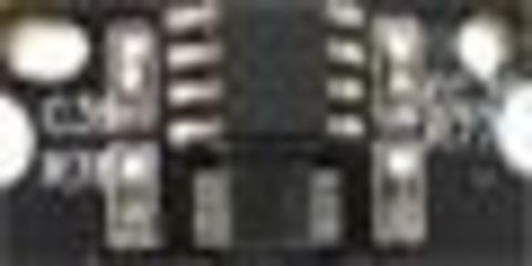 Смарт-чип KM Magicolor 5550/5570 cyan (голубой). Ресурс 12000 страниц